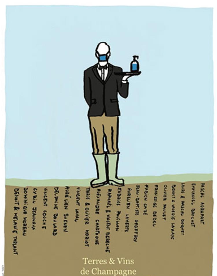 Dégustation Terres et Vins de Champagne